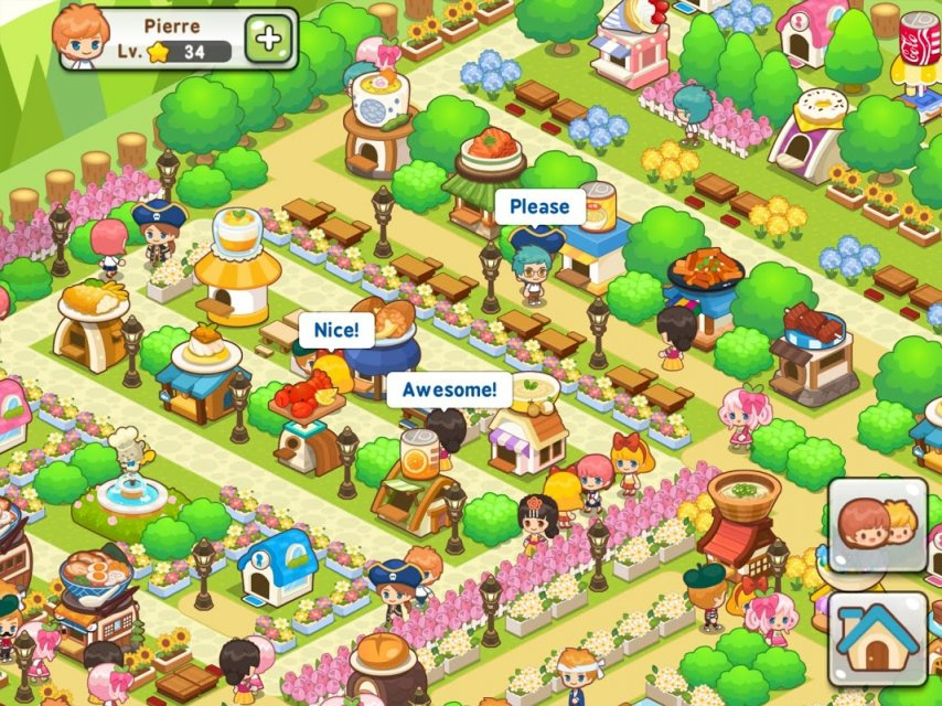 Restaurant Paradise: Sim Game | Download APK for Android ...