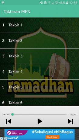 Takbir Mp3 Takbiran Offline 1 0 Unduh Apk Untuk Android Aptoide