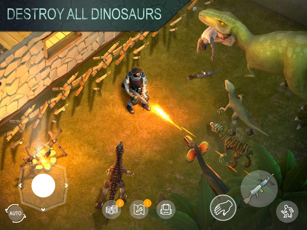 Jurassic Survival screenshot 3