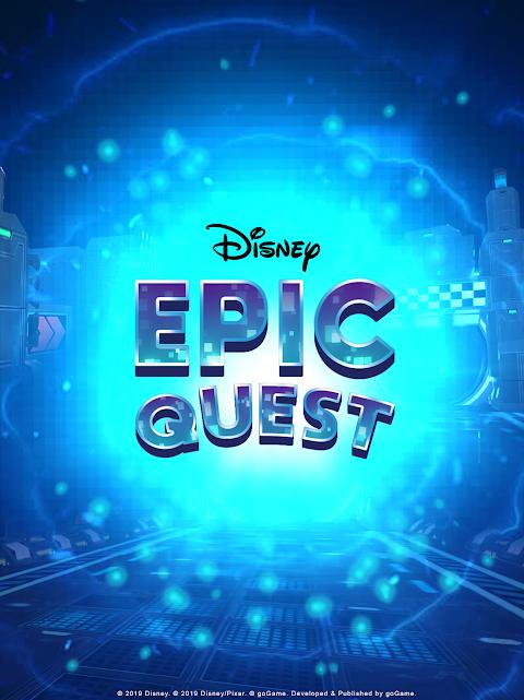 Disney Epic Quest screenshot 6