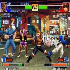 Ảnh chụp màn hình guide the king of fighters 98 kof gratis 1 ...