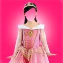 Princess Kids Photo Suit
