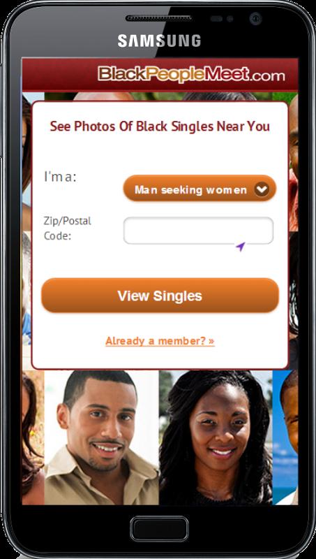 Www blackpeoplemeet com phone number
