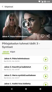 MTV Katsomo screenshot 3
