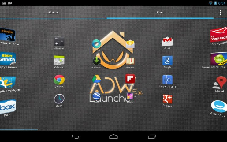ADWLauncher 1 EX 1 3 4 0 Download APK for Android - Aptoide