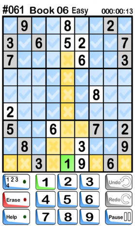 Sudoku Prime - Free Game 1 02A Download APK for Android