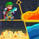 Rescue Heroes : Home Pin Puzzle Hero - How to Loot