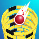 Well Ball: Tower Stack Jump