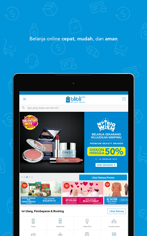 Blibli.com Belanja Online Shop ala Mall screenshot 2