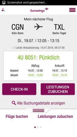 Eurowings Günstige Flüge 491 Laden Sie Apk Für Android Herunter