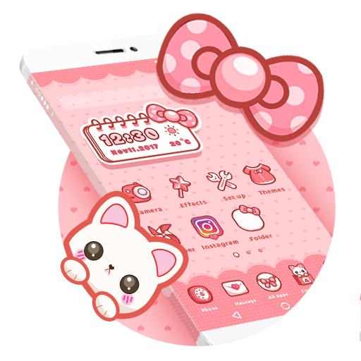 Cartoon Theme - Sweet Kitty