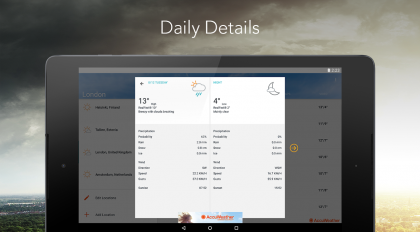 accuweather weather forecast screenshot 15