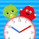 What time is it? [U-Kids]