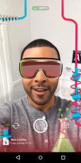 Spark AR Player screenshot 1