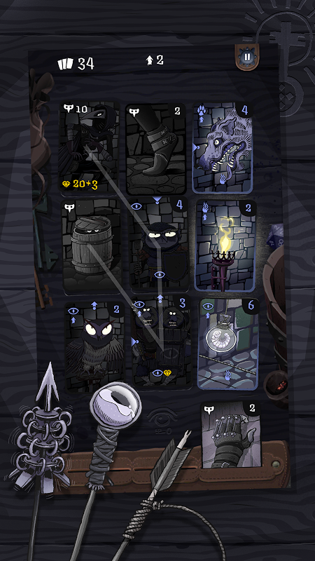 Card Thief screenshot 2