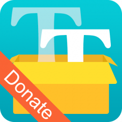 iFont Donate 5 9 8 4 Download APK for Android - Aptoide