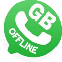 GB Wasahpp Pro V8 - Funny Sticker For Whatsapp