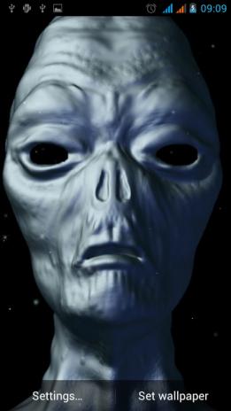 Alien Live Wallpaper 4