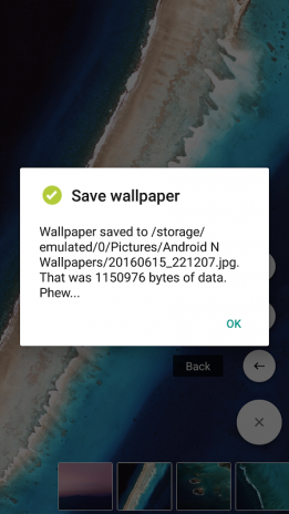 Stock Android Nougat Wallpapers 1 5 Download Apk For Android Aptoide