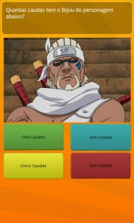 Naruto Quiz - Português screenshot 3