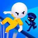 Prison Escape 3D - Jeu d'action ragdoll