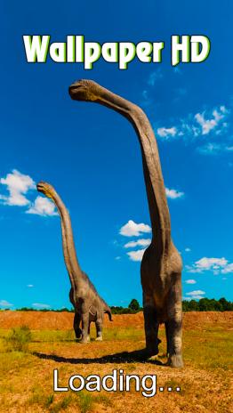 Dinosaurs Live Wallpaper Screenshot 1