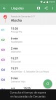 Tu transporte Madrid - Interurbanos EMT Cercanías Screen