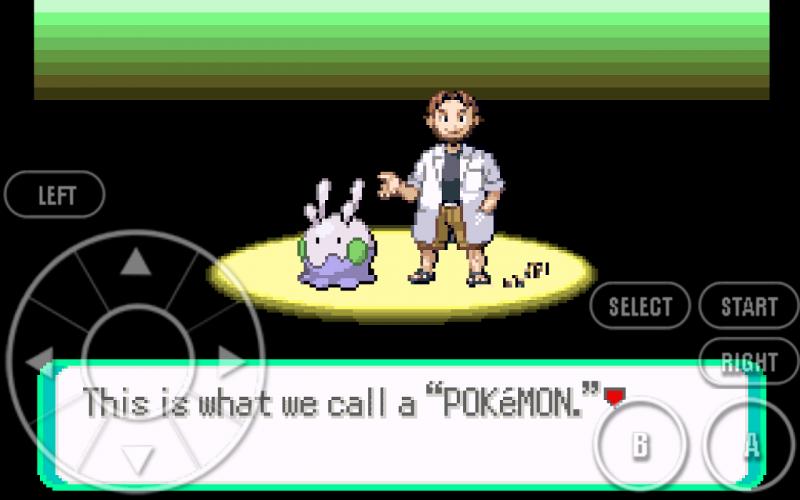 Pokemon: Power Z screenshot 1