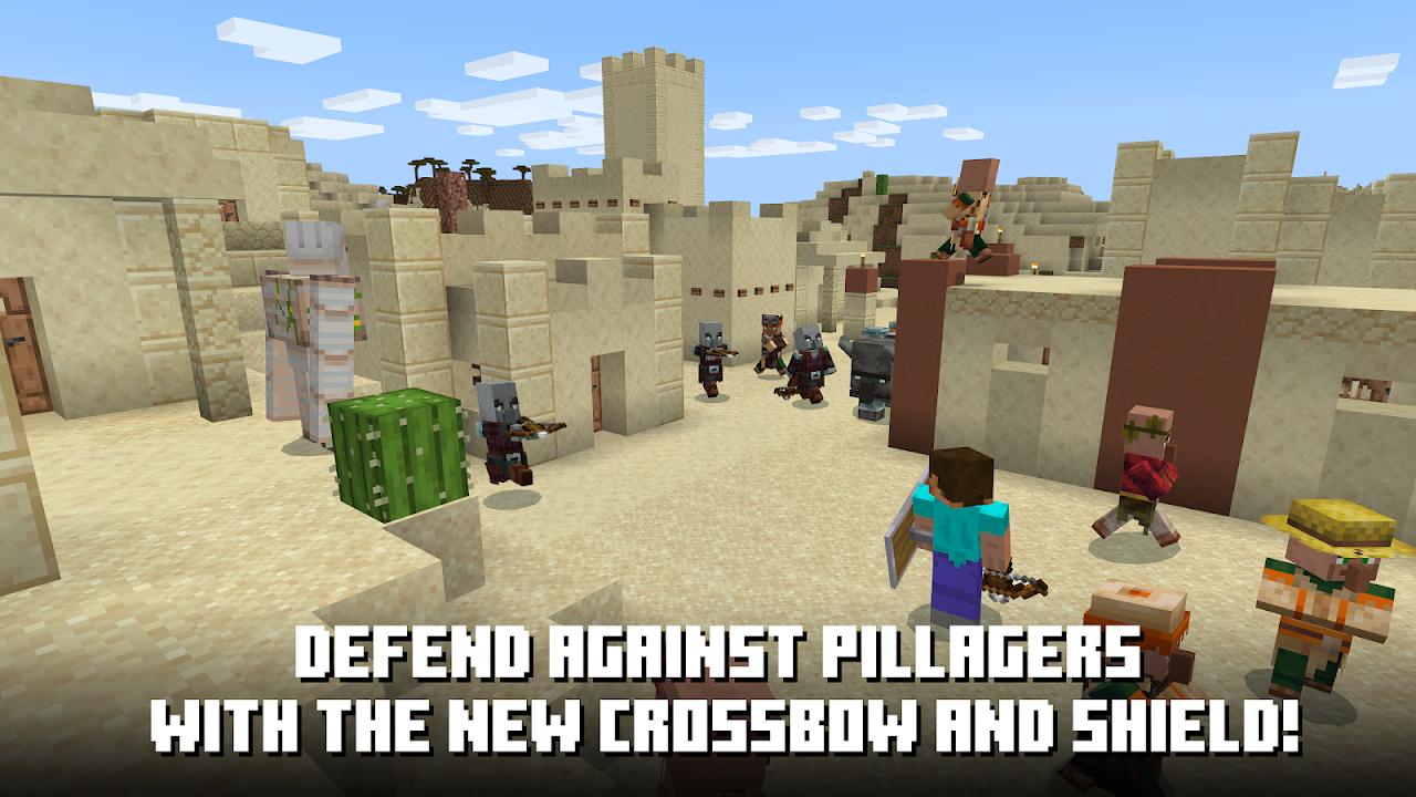 Minecraft: Pocket Edition 1 13 0 6 Λήψη Android APK | Aptoide