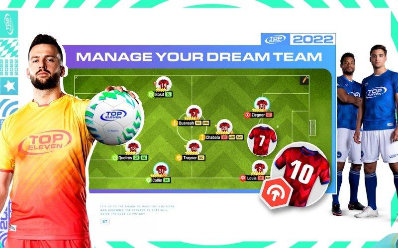 Top Eleven 2020 - Fußball Manager screenshot 5