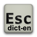 English completion dictionary