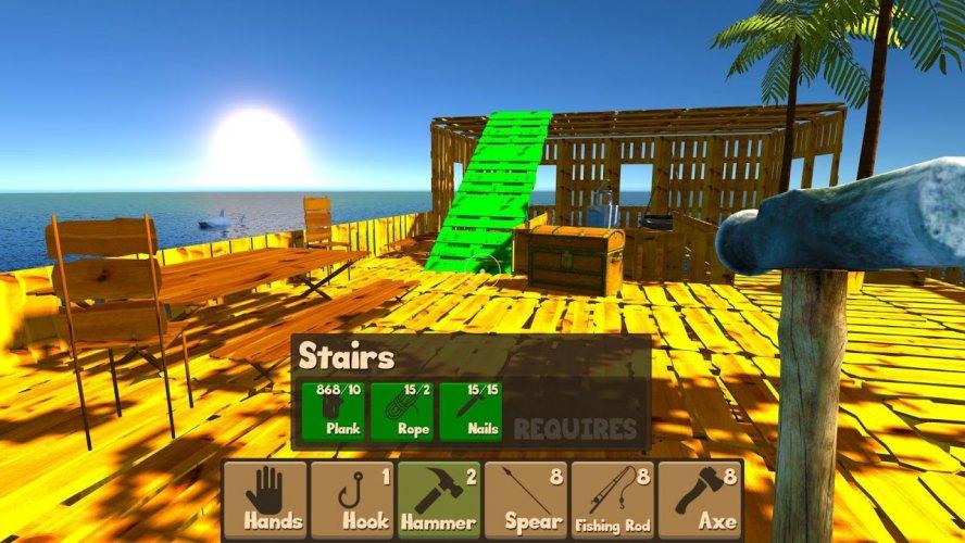 Raft Survival Simulator 1 1 1 Download Android Apk Aptoide