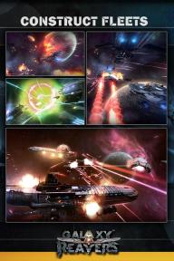 Galaxy Reavers - Space RTS screenshot 5