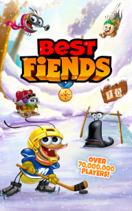 Best Fiends - Puzzle Adventure screenshot 12