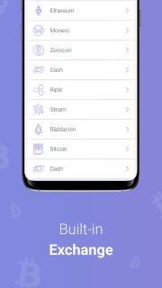 Guarda Bitcoin Wallet screenshot 4