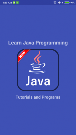Learn Java Programming 1 1 Download APK for Android - Aptoide