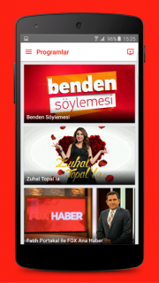 FOX TV Türkiye screenshot 9