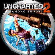 Uncharted 2 Among Thieves - 1.0 Icon