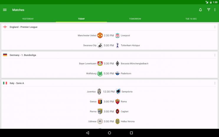 Fotmob Fussball Ergebnisse 104 0 6863 20190712 Laden Sie