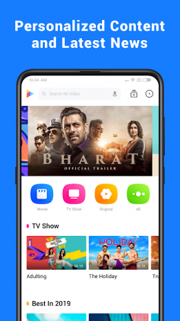 Mi Video 2019120600(MiVideo-GP) Download APK for Android
