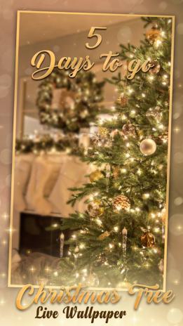 christmas tree live wallpaper xmas countdown 1 0 download apk for