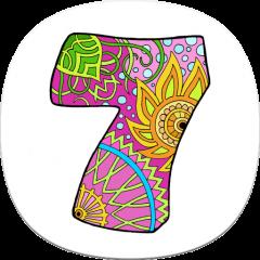 Angka Buku Mewarnai Dewasa 1 2 Unduh Apk Untuk Android Aptoide