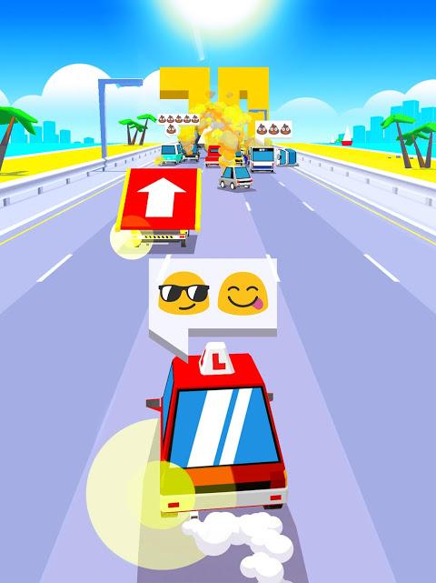 Dashy Crashy screenshot 1