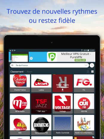 France Radios: Radio FM and Radio Internet 2 3 11 Download