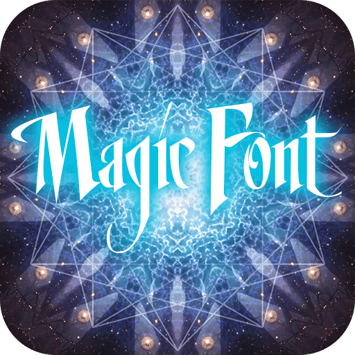 Magic Font for FlipFont , Cool Fonts Text Free