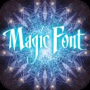 Magic Font for FlipFont , Cool Fonts Text Free