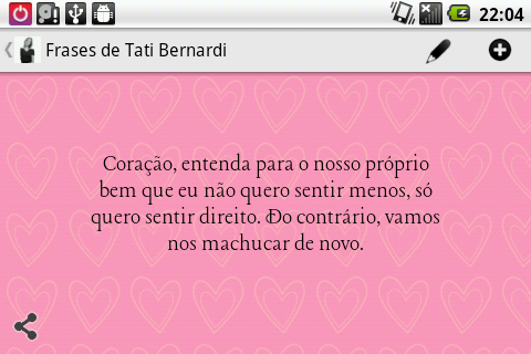 Frases De Tati Bernardi 32 Download Apk For Android Aptoide