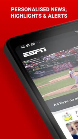 ESPN 6 9 1 Download APK for Android - Aptoide