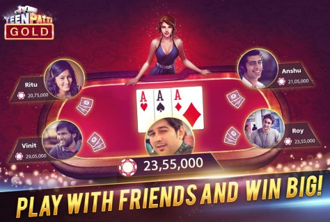 Teen Patti Gold screenshot 6