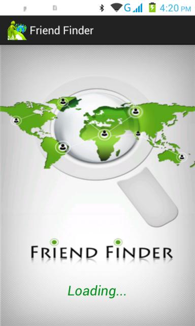 Friend finder apps